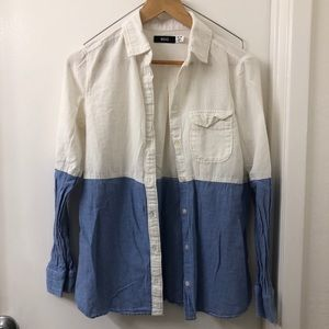 urban outfitters bdg shirt - size xs